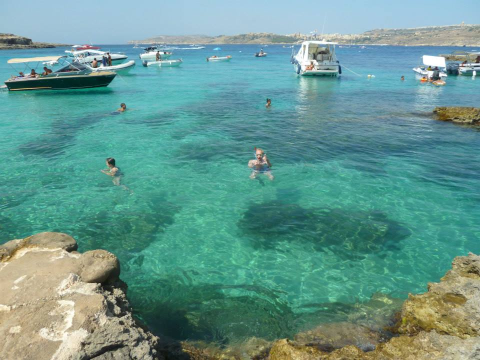 Every Holiday Has His Best Moment And This Day At Wonderful Place On The Island Of Comino Was Mine During My Two Weeks Stay In Malta Beginning